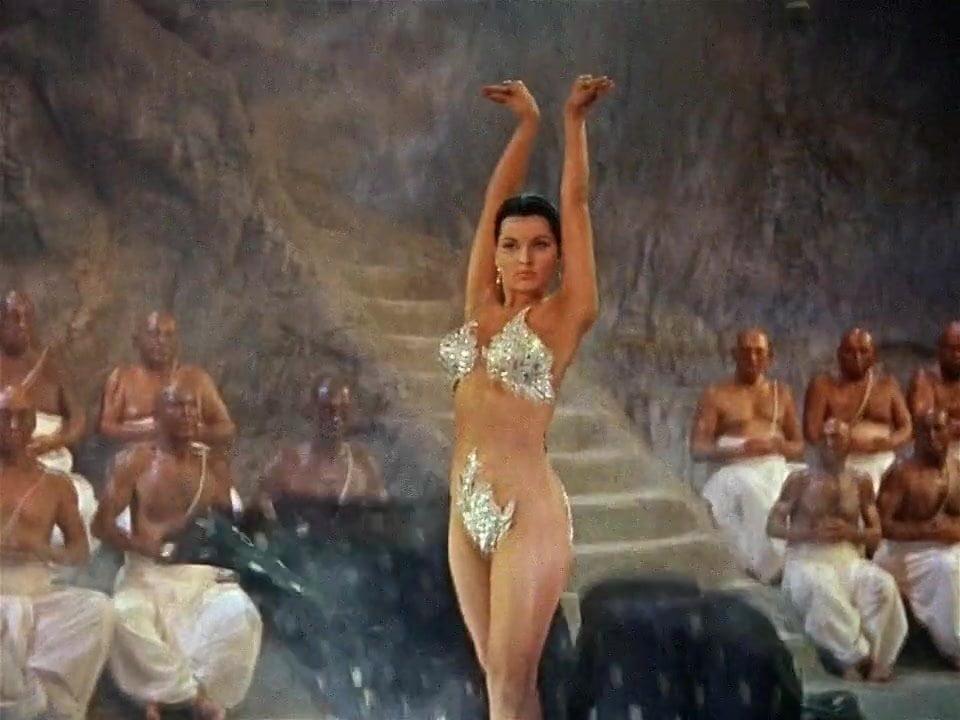 Snake Dance - Vintage Erotic Dance Tease No Nudity Porn 5E-8397