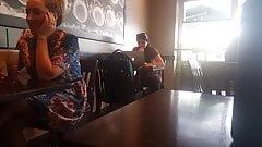 Starbucks dick flash 2 for 1