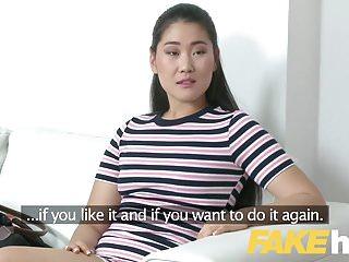 Female Agent New model has lesbian lust lessons
