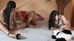 Puzzle Contest Downblouse