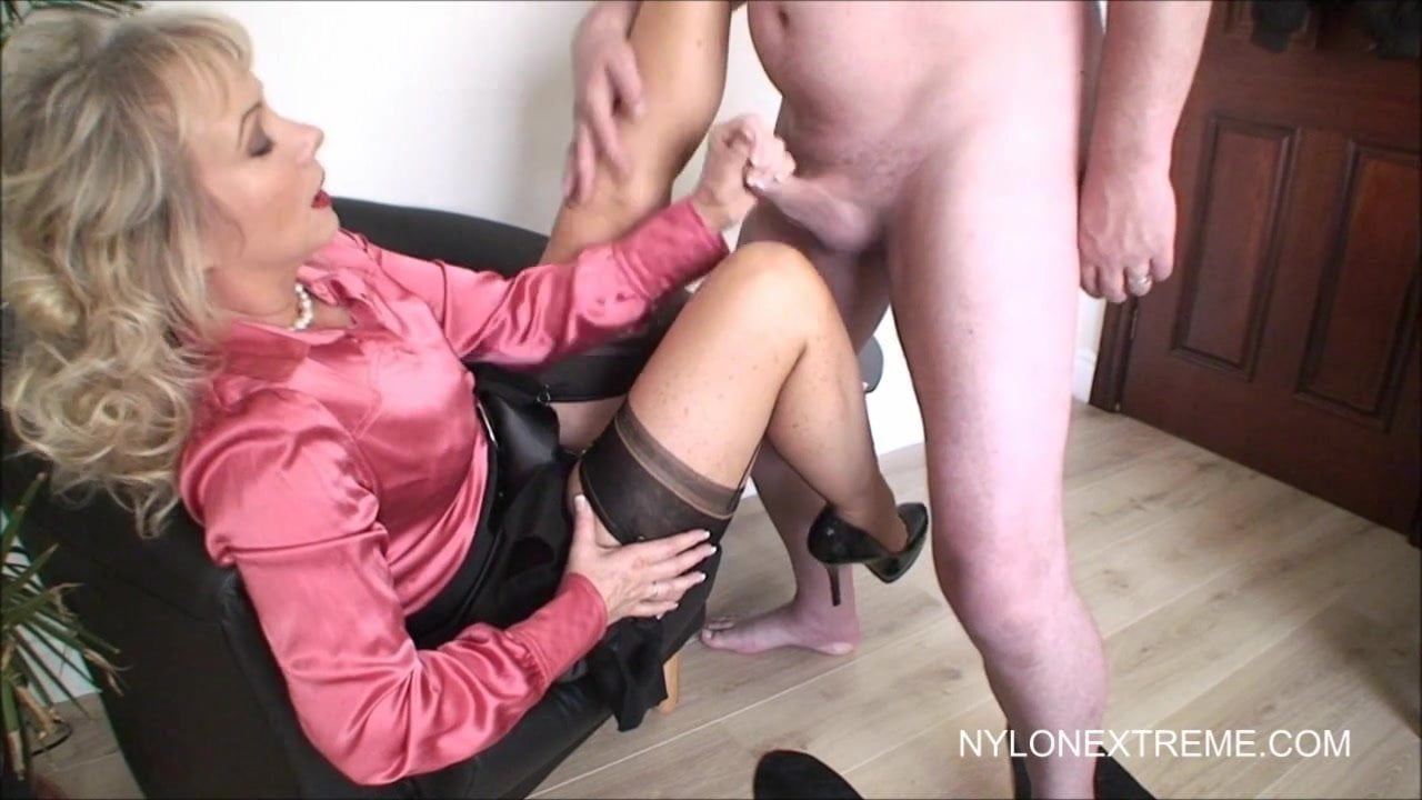 Nylon sex view the Nylons