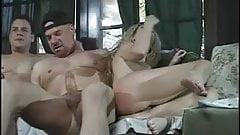 Horny chick banged hard