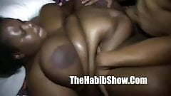 damm Redzilla tearing that SBBW pussy up.. she cant hang liz
