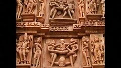 Tantra - The erotic Sculptures of Khajuraho