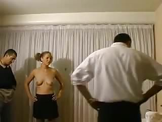STP4 Her Dad Catches Her Fucking So She Says Fuck Me Too !
