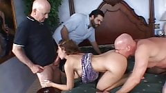 Latina Swinger Supports Hubby Fantasy