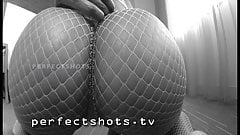 Phat ass in fishnet's Thumb