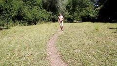 Naked Jogging 006