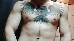 hot as fuck inked guy