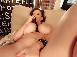 Big Tit Slut Sara Jay Loves Her Hitachi