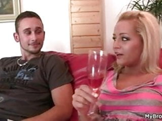 Stupid GF cheats with his bro and gets busted