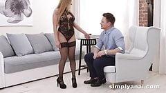 Simplyanal - Ass Fucked Cum Slut