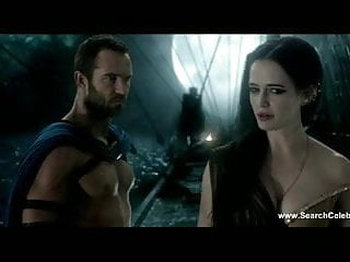 300 breasts - Eva green nude - 300: rise of an empire