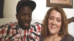 Horny Interracial Couple Having Fun Time On The Sofa.mp4