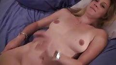 cute american wife wants us to watch her hot sextape # 4