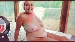 Mature Grandma Jackie Dirty Talk - Part 1