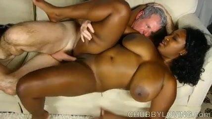 Black chubby men