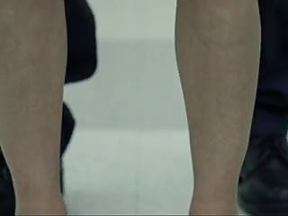 Downloaded fetish movies - Milla jovovichs feet from movie