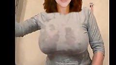 Kate Bush shower