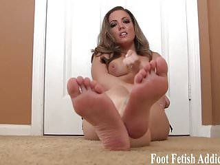 Are my soft feet and perfect little toes turning you on