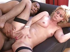 Black Man Fucked White Cougar Squirting Hardcore Interracial