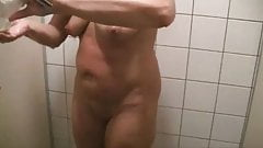 Voyeur Camping Shower