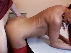 Hot anal sex