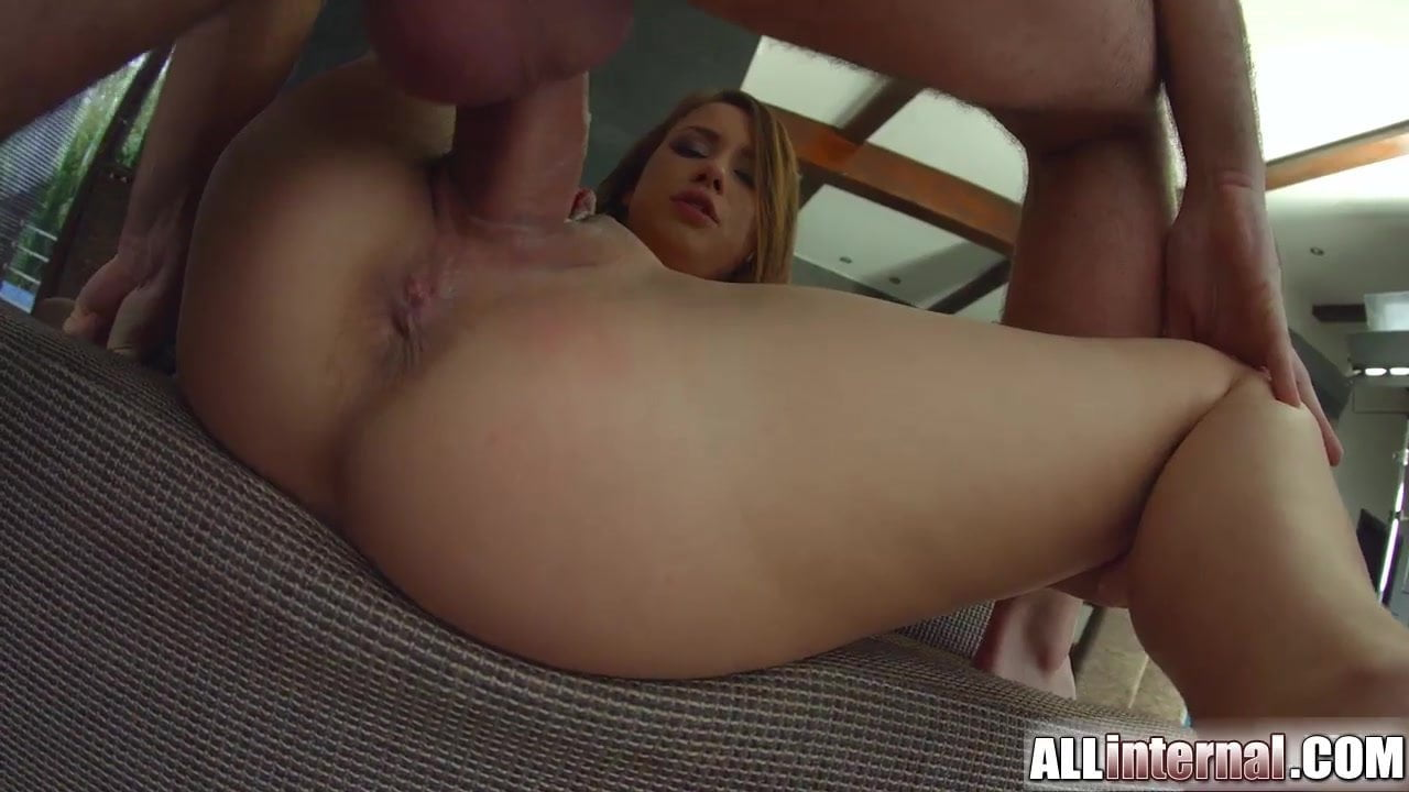 Allinternal rough sex results in messy creampie 5