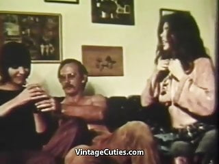 Old Man gets Horny in the Evening (1960s Vintage)