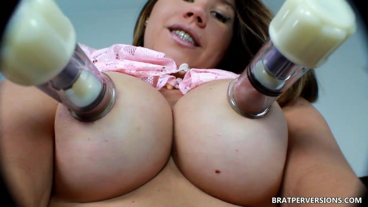 Vacuum enlargement breast
