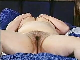 My wife playing with her big tits and pussy - comments please her