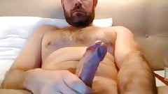 Swedish Str8 Daddy with Big Sausage Squeezes out its Cream55