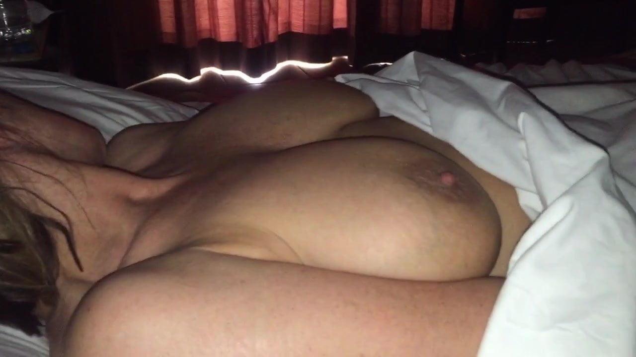 Masturbating under the covers