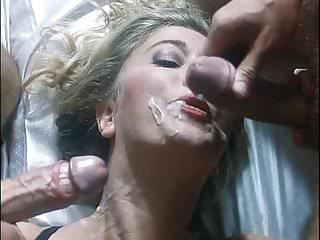Moana Pozzi DP anal foursome- Doppio contatto anale (1995)