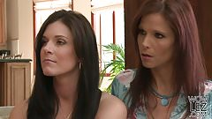 Bree Daniels and Aria Aspen Epic Lesbian Sex