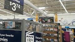 Wal-Mart Creep Shots huge ass employee BACK part 3 of 3