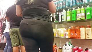 Wide Butt BBW Cellulite.