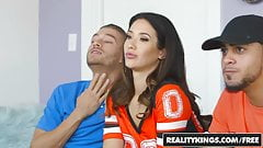 RealityKings - Sneaky Sex - Her Fantasy Ball starring Eva Lo