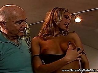 Preview 2 of Absolutely Perfect Blonde Swinger Sex With Total Stranger