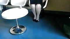 Thick legs fetish