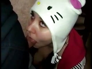 Download video bokep Teen Head #151 Hello Kitty Winter Hat Mp4 terbaru