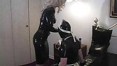 Tranny maid domination