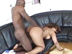 Black in big black woman WESLEY vs ANGIE 2