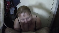 Deepthroat Blowjob. Kristi #8
