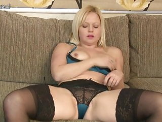 Sexy amateur mother needs a good fuck