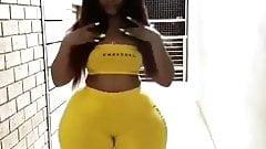 Ebony huge big booty