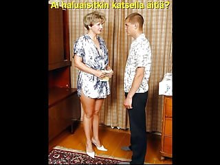 Slideshow with Finnish Captions: Mom Valentina 2