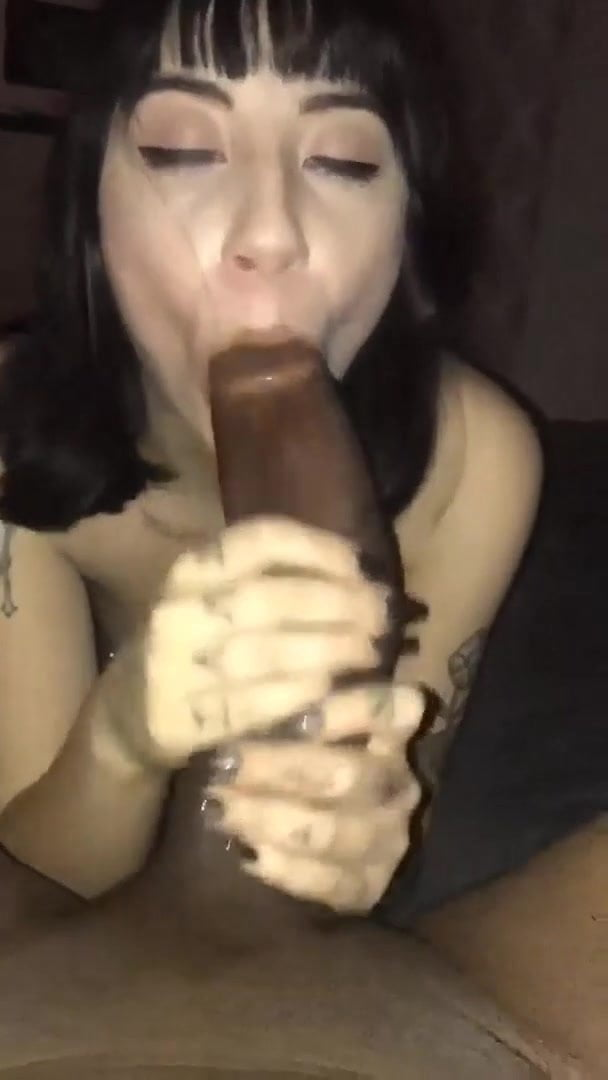 Slut with puffy nipples fucked