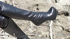 Cancelieri Thigh boots (private clip)