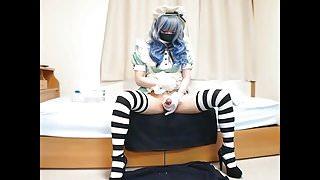 Compilation femboy japonese cums...